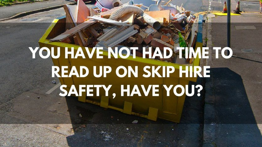Skip Hire Safety